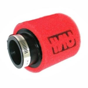 Uni Filter Clamp-On Dual Layer Pod Air Filter ID 1.75 STRAIGHT
