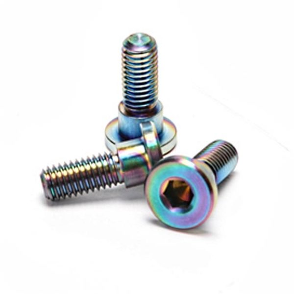 NeoChrome Brake Rotor Bolts