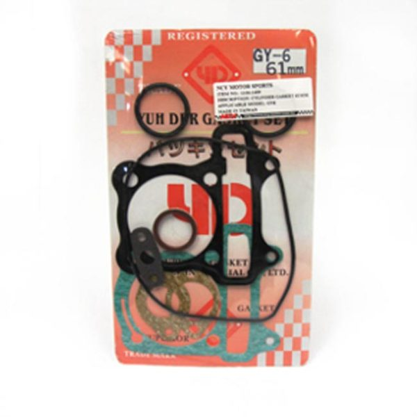 NCY Cylinder Gasket Set Sizes 57.4mm  58.5mm  61mm 63mm  GY6