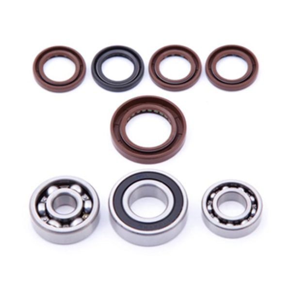 Engine Rebuild Kit; GY6 Bearing and Gasket set  57.4 stock bore