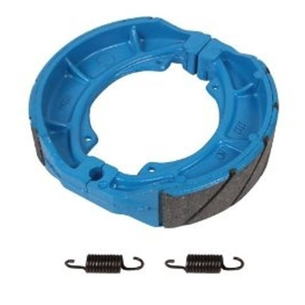 NCY Racing Brake Rear Drum Shoes (Blue) GY6 150cc+