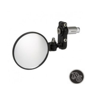 Universal Bar end mirror Swivels 7/8 (22mm) works on either side
