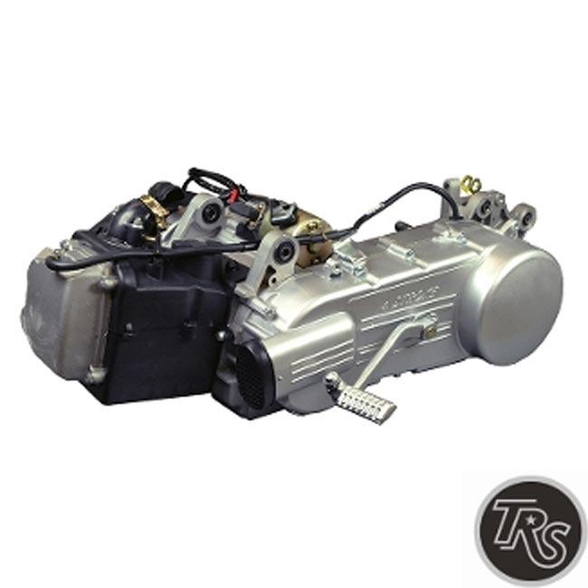 150cc 4 Stroke Long Case GY6 Motor Engine 8 pole SHIPS ...