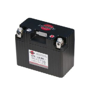 LFX14L2-BS12 Battery Shorai 12v for GY6 big bore Ruckus 210 CCA