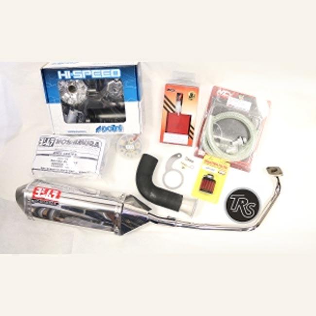 trs honda ruckus performance kit for oem 49cc motor