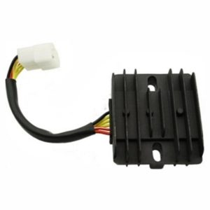 6 PIN RECTIFIER 1 PLUG STYLE GY6