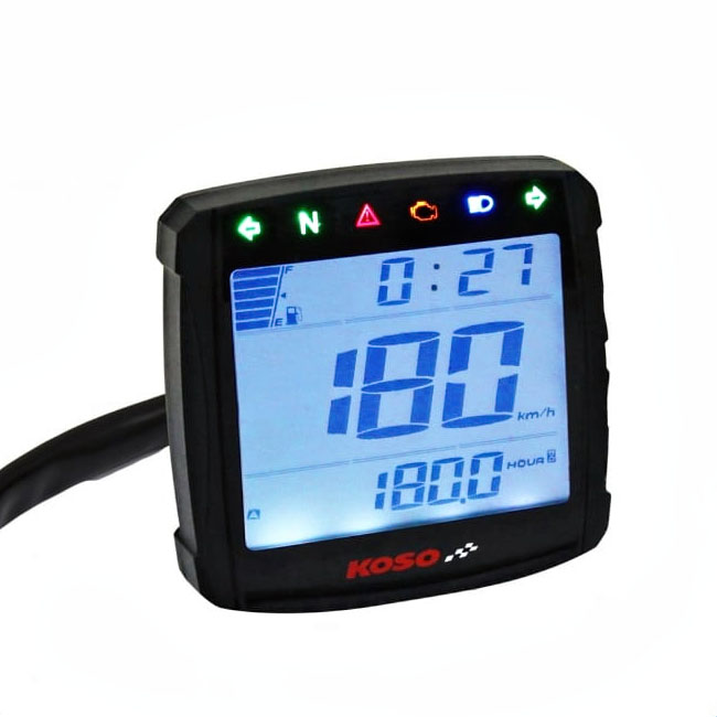 KOSO XR-01S LCD SDOMETER on