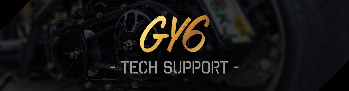 TRS GY6 tech support